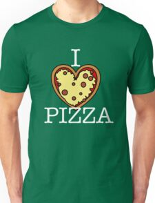 I love pizza! what more can say we all love pizza Unisex T-Shirt