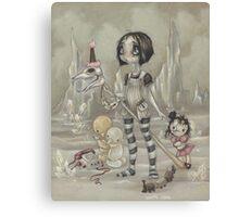 Misfit Toys Canvas Print