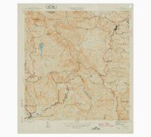 USGS TOPO Map Puerto Rico PR Orocovis 362497 1946 30000 Baby Tee