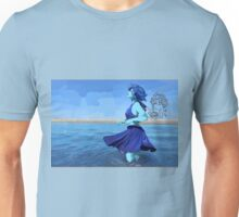 Lapis in the ocean Unisex T-Shirt