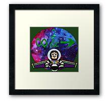 2 infinity & beyond momiji Framed Print