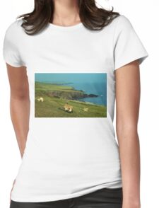 Dingle Peninsula Womens Fitted T-Shirt