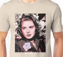Ingrid (Bergman). Unisex T-Shirt
