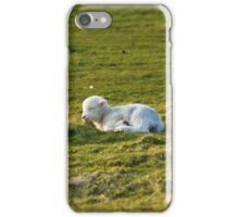 All By My Self iPhone Case/Skin