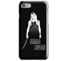 EMMA SWAN - THE SAVIOR iPhone Case/Skin