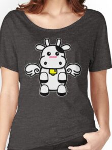 Holy Cow!! Women's Relaxed Fit T-Shirt