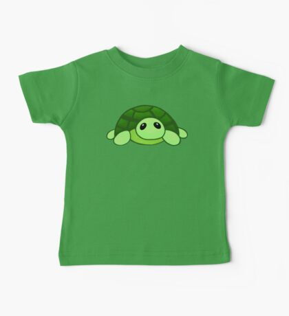 Kenny - the baby tortoise Baby Tee