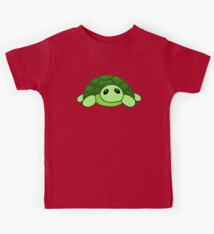 Kenny - the baby tortoise Kids Tee