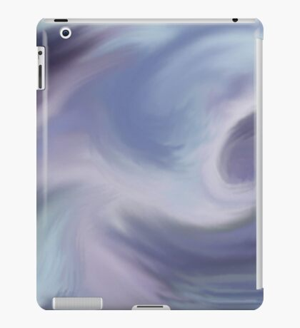 Blurred colored texture background. iPad Case/Skin