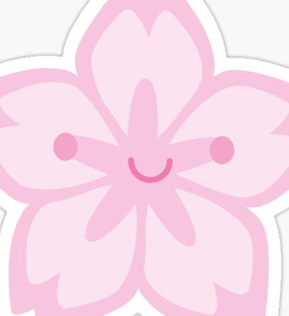 Kawaii Sakura Cherry Blossom Sticker