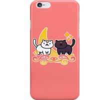 Neko Atsume / Sailor Moon iPhone Case/Skin