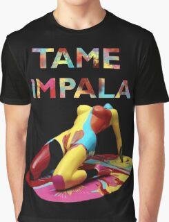 Tame Impala Artwork Graphic T-Shirt