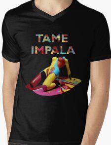 Tame Impala Artwork Mens V-Neck T-Shirt
