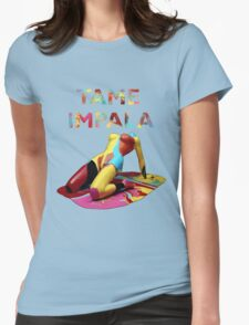 Tame Impala Artwork Womens Fitted T-Shirt