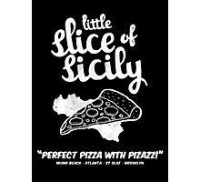 Little Slice of Sicily Photographic Print