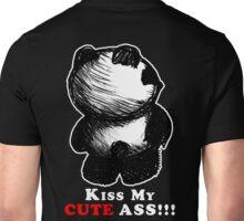 Kiss My Cute Ass!!! (dark tees) T-Shirt