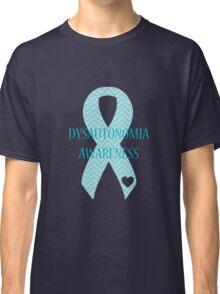 Dysautonomia Awareness - Chevron Classic T-Shirt