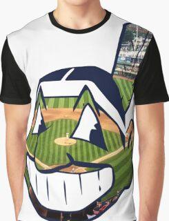 Chief Wahoo Field Graphic T-Shirt