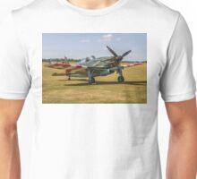 EFW D-3801 J-143 HB-RCF Unisex T-Shirt