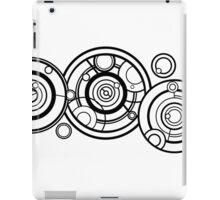 Gallifrey, DR WHO iPad Case/Skin