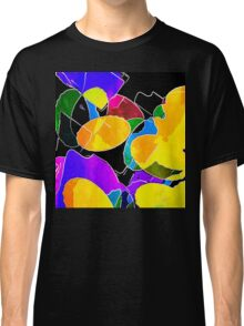 Color Circus Abstract Classic T-Shirt