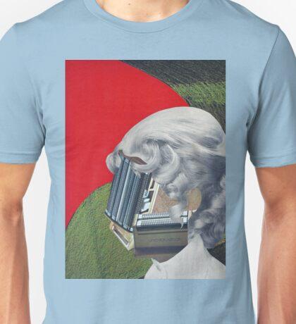 Clipper Girl Unisex T-Shirt