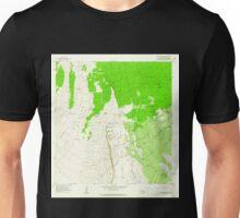 USGS TOPO Map Hawaii HI Kahuku Ranch 349341 1962 24000 Unisex T-Shirt