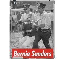bernie sanders arrested 1963 iPad Case/Skin