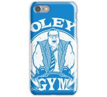 Foley's Gym iPhone Case/Skin