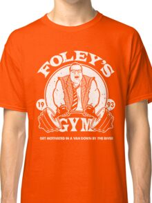 Foley's Gym Classic T-Shirt