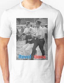 bernie sanders arrest Unisex T-Shirt
