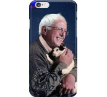 Cat and Bernie iPhone Case/Skin