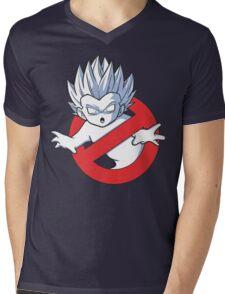 DRAGONBUSTER Mens V-Neck T-Shirt
