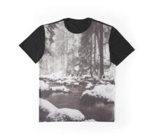 Cold Water Graphic T-Shirt