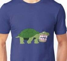 The Turtle with Grampa's Teeth Unisex T-Shirt