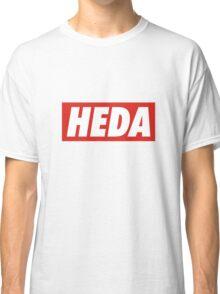 Obey vs Lexa Classic T-Shirt