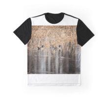 Wood Ducks 2016-1 Graphic T-Shirt