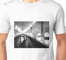 Berlin's metro - subway Unisex T-Shirt
