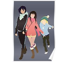 Minimalist Noragami Poster