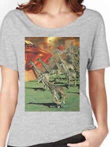 Exodus Women's Relaxed Fit T-Shirt