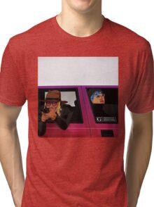 young metro Tri-blend T-Shirt