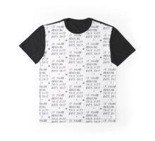 Eat Shit Pitt Graphic T-Shirt