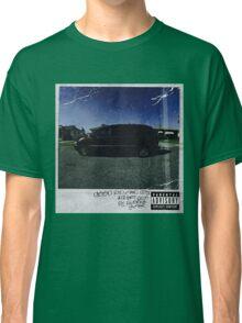 kendrick lamar cover Classic T-Shirt
