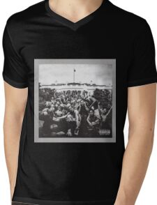 Kendrick Lamar Photos Mens V-Neck T-Shirt