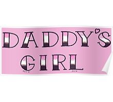 DADDYS GIRL Poster