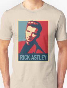 ricky astley  Unisex T-Shirt