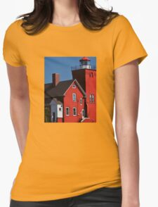 Two Harbors 4 Womens Fitted T-Shirt