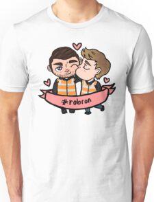 TEE: Scrapyard Boyfriends (with #Robron banner) Unisex T-Shirt