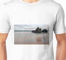 Black Rocks of Sango Bay Unisex T-Shirt