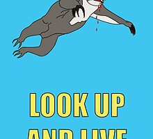 Look Up And Live by Brinjen